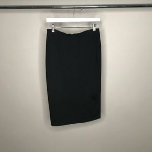 Vince Camuto Small Black Pencil Skirt